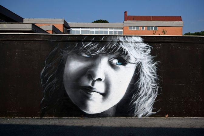 Borghesiana. Gli occhi dei bambini