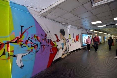 Murale di Seth