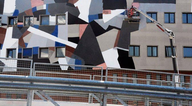 Murale di Clemens Behr