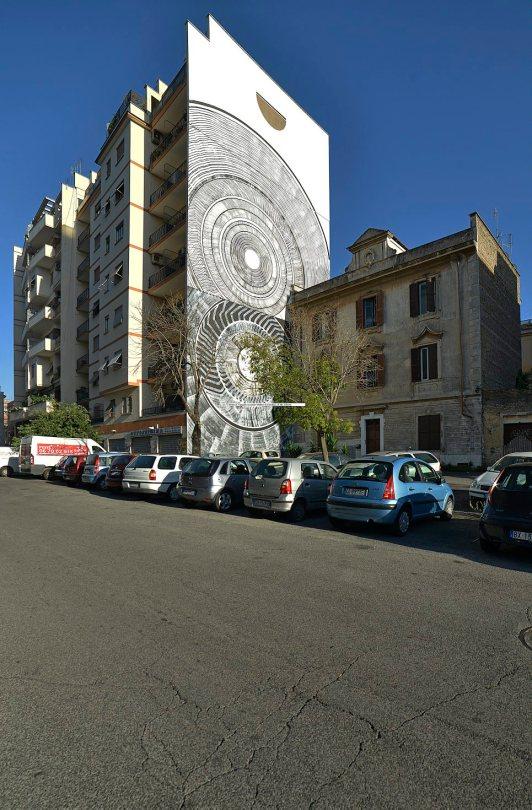 Murali al Pigneto