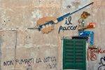 Street art al Pigneto