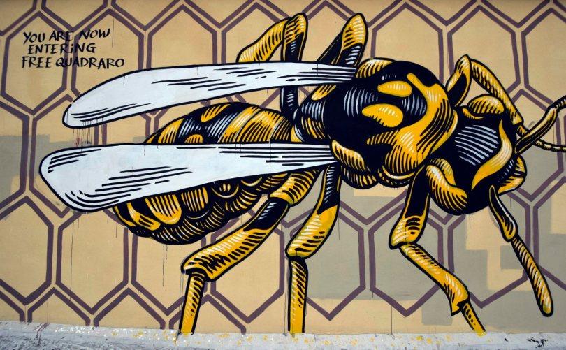 Street Art al Quadraro