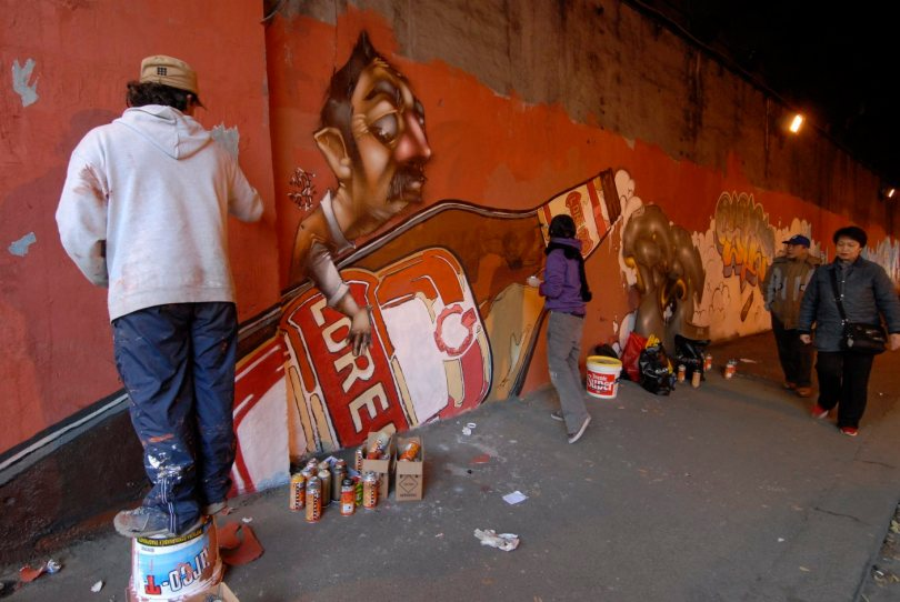 Murali San Lorenzo