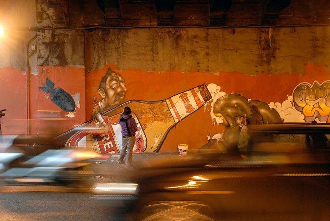 Scalo San Lorenzo, 2007