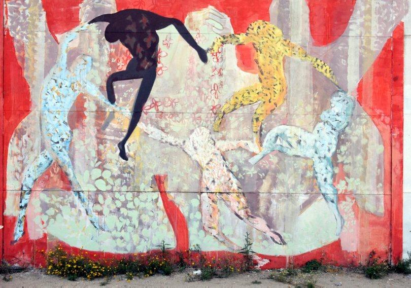 Street Art: Campo Boario al Testaccio