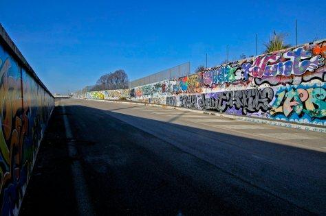 Murali al Tiburtino