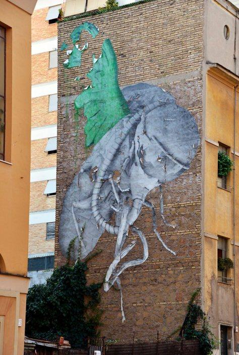Murali a Torpignattara