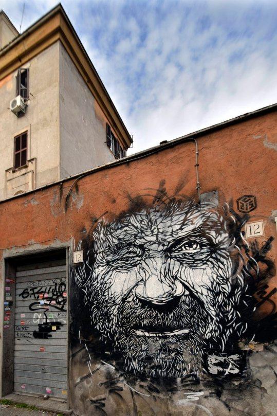 Street Art a Torpignattara