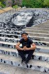 Street art a Trastevere