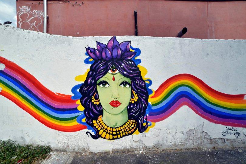 Murali a Primavalle