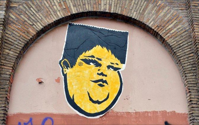 Il poster del bambino grasso