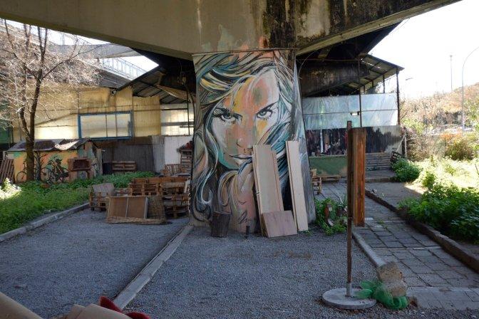Flaminio. Il viadotto di Corso Francia