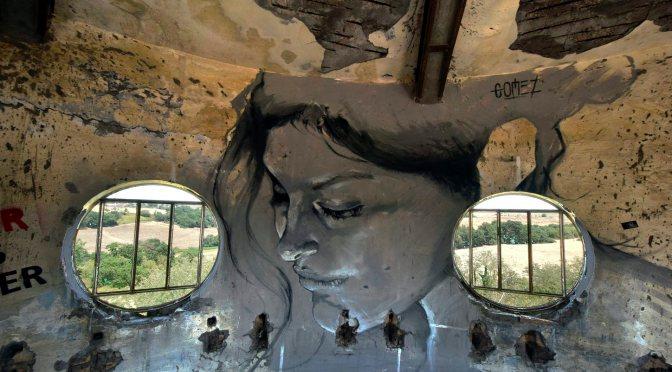 Ex orfanatrofio tempio della Street Art
